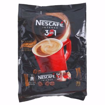 Picture of NESCAFE 3IN1 INTENSO SACHET 30X20GM