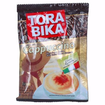 صورة TORABIKA CAPPUCINO 3 IN 1 25GM