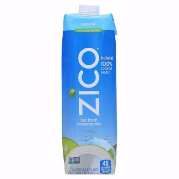 صورة ZICO COCONUT WATER 1LT