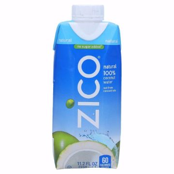 صورة ZICO COCONUT WATER 330ML