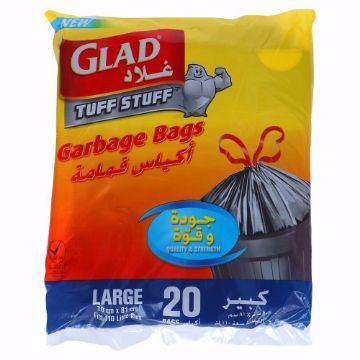Picture of GLAD GARBGE BAGLRG DSTRING110L