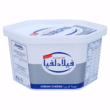 صورة PHILADELPHIA CREAM CHEESE 500GM