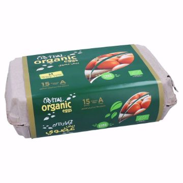Picture of ORVITAL ORGANIC EGGS 15S