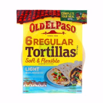 صورة OLD EL PASO TORTILA LIGHT 240G