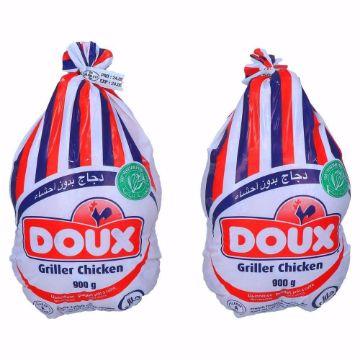 صورة DOUX WHOLE CHICKEN 2X900GM