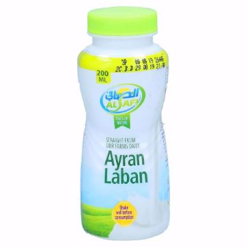 صورة AL SAFI LABAN AYRAN F/FAT 200ML