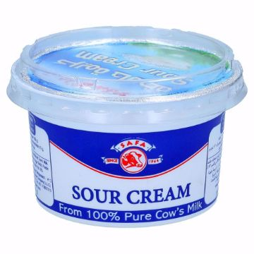 صورة SAFA SOUR CREAM 225GM