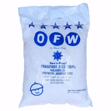 Picture of OFW JASMINE RICE 5 KG