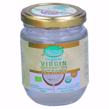 صورة KLF ORGANIC NIRMAL VRN COCONUT OIL 200ML