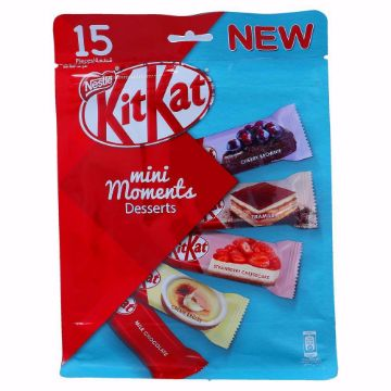 Picture of KITKAT MINI MOMENTS DESSERTS 255GM