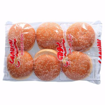 Picture of YAUMI SEEDED BUN SLICED4.5 6PC
